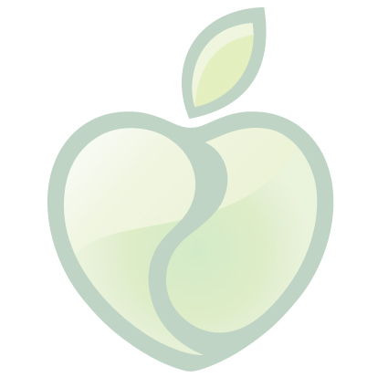 FRUCHTBAR БИО Бисквити звездички с ябълка и морков 12+м 120г